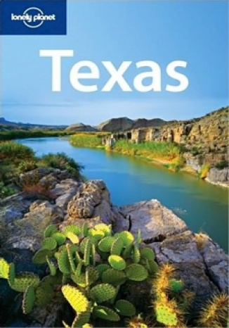 Okładka książki/ebooka Teksas. Przewodnik Lonely Planet