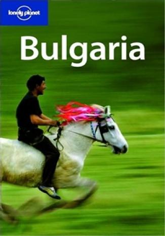 Okładka książki Bułgaria. Przewdonik Lonely Planet