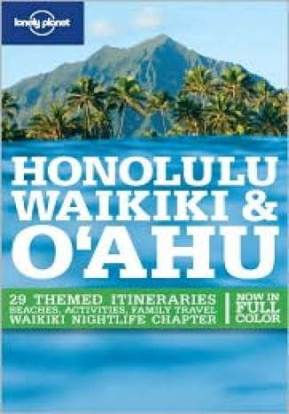 Okładka książki/ebooka Honolulu, Waikiki. Przewodnik Lonely Planet