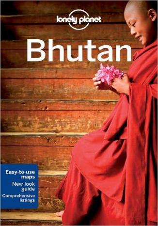 Okładka książki Bhutan. Przewodnik Lonely Planet