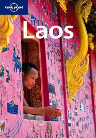 Okładka książki Laos. Przewodnik Lonely Planet