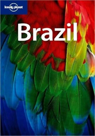 Okładka książki Brazylia. Przewodnik Lonely Planet
