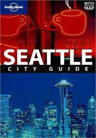 Okładka książki Seattle. Przewodnik Lonely Planet