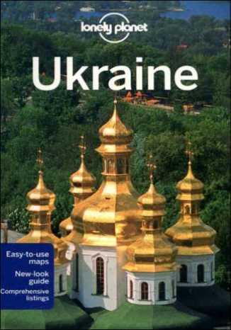 Okładka książki/ebooka Ukraina. Przewodnik Lonely Planet