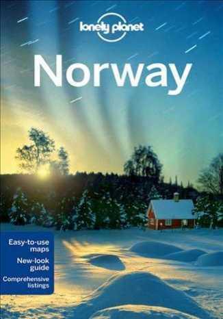 Okładka książki Norwegia. Przewodnik Lonely Planet