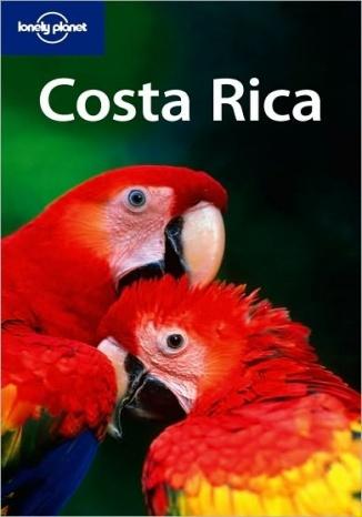 Okładka książki Kostaryka (Costa Rica). Przewodnik Lonely Planet