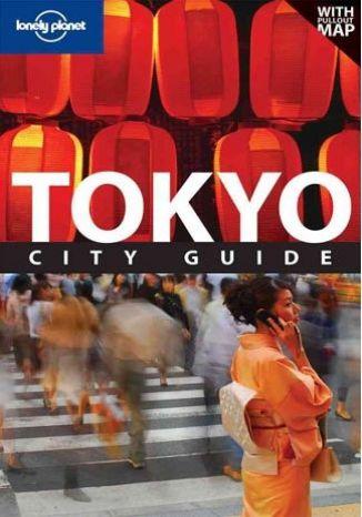 Okładka książki Tokio. Przewodnik Lonely Planet