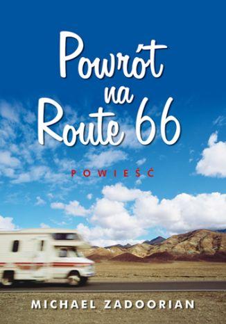 Okładka książki/ebooka Powrót na Route 66