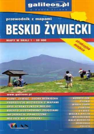 Okładka książki/ebooka Beskid Żywiecki. Przewodnik [Galileos]