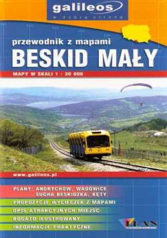 Okładka książki/ebooka Beskid Mały. Przewodnik z mapami [Galileos]