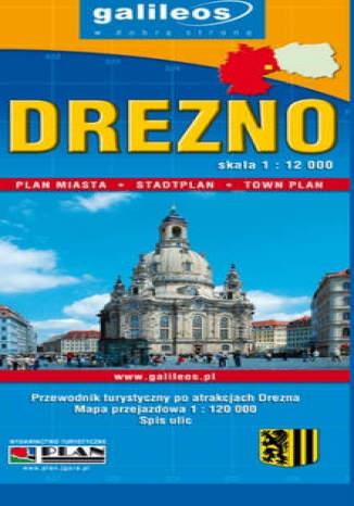 Okładka książki/ebooka Drezno. Plan miasta [Galileos]
