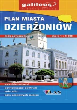 Okładka książki/ebooka Dzierżoniów. Plan miasta [Galileos]