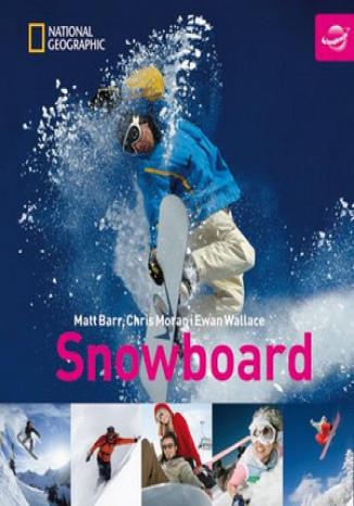 Okładka książki/ebooka Snowboard