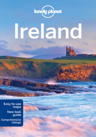 Okładka książki Irlandia. Przewodnik Lonely Planet