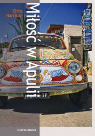 Okładka książki Miłość w Apulii