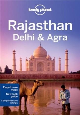Okładka książki Rajasthan Delhi Agra (Radżastan, Deli, Agra)