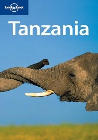Okładka książki Tanzania. Przewodnik Lonely Planet