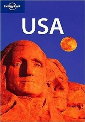 Okładka książki/ebooka USA. Przewodnik Lonely Planet
