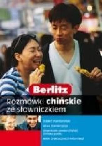 Okładka książki/ebooka Rozmówki chińskie
