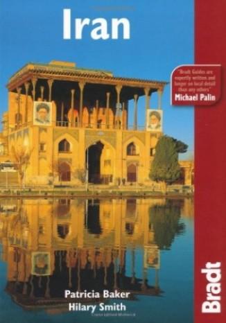Okładka książki Iran. Przewodnik Bradt