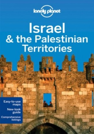 Okładka książki/ebooka Israel (Izrael). Przewodnik Lonely Planet