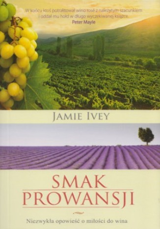 Okładka książki Smak Prowansji Pascal