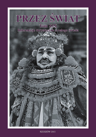 Okładka książki Przez świat: Informacje turystyczne z całego świata. Tom XIX