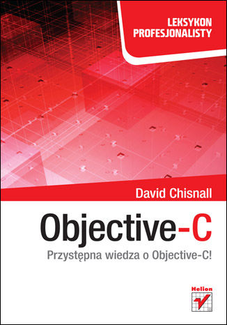 Okładka książki/ebooka Objective-C. Leksykon profesjonalisty