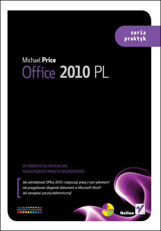Okładka książki/ebooka Office 2010 PL. Seria praktyk