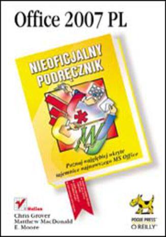 Okładka książki/ebooka Office 2007 PL. Nieoficjalny podręcznik