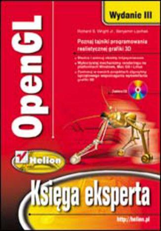 Okładka książki/ebooka OpenGL. Księga eksperta. Wydanie III