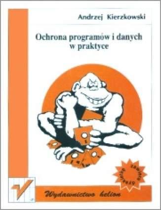 Okładka książki Ochrona programów i danych w praktyce