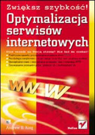 Okładka książki Zwiększ szybkość! Optymalizacja serwisów internetowych