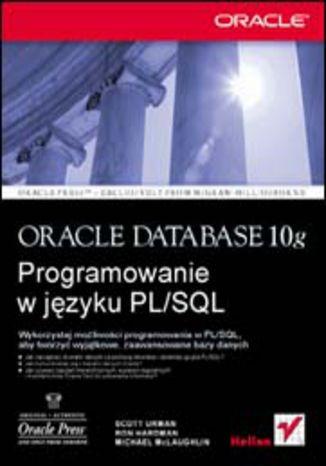 Okładka książki Oracle Database 10g. Programowanie w języku PL/SQL