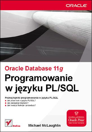 Okładka książki Oracle Database 11g. Programowanie w języku PL/SQL