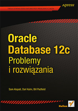 Okładka książki Oracle Database 12c. Problemy i rozwiązania