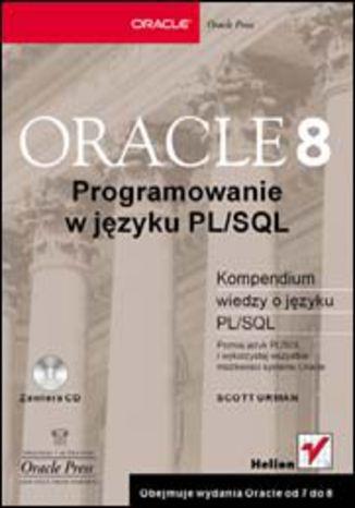 Okładka książki/ebooka Oracle8. Programowanie w języku PL/SQL