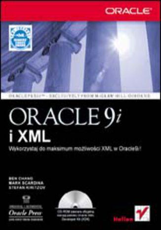 Okładka książki/ebooka Oracle9i i XML
