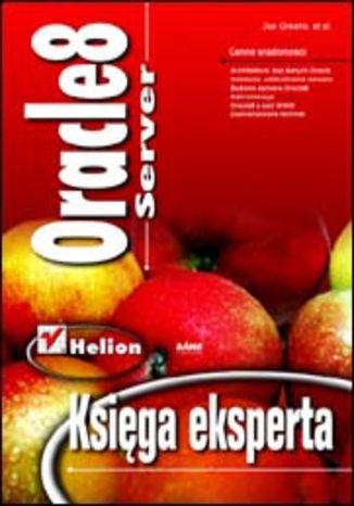 Okładka książki/ebooka Oracle 8 Server. Księga eksperta