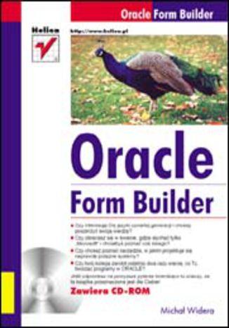 Okładka książki/ebooka Oracle Form Builder