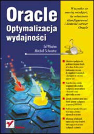 Okładka książki/ebooka Oracle. Optymalizacja wydajności