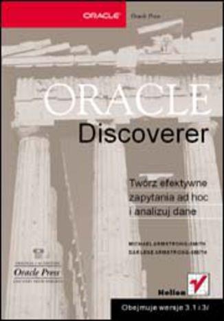 Okładka książki/ebooka Oracle Discoverer