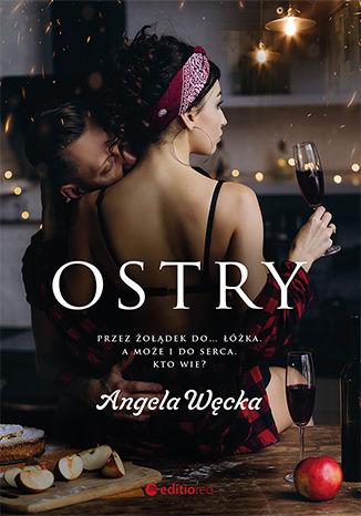 Okładka książki Ostry