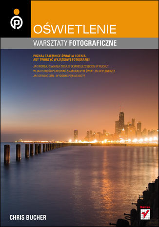 Okładka książki/ebooka Oświetlenie. Warsztaty fotograficzne