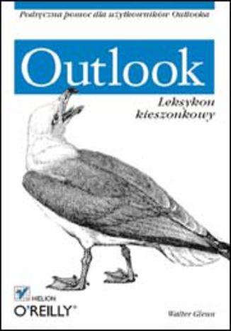 Okładka książki Outlook. Leksykon kieszonkowy