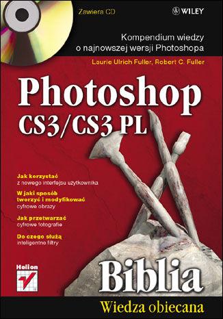 Okładka książki/ebooka Photoshop CS3/CS3 PL. Biblia