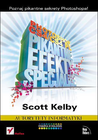 Okładka książki Photoshop CS4/CS4 PL. Pikantne efekty specjalne