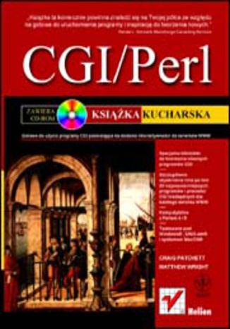 Okładka książki/ebooka CGI/Perl. Książka kucharska
