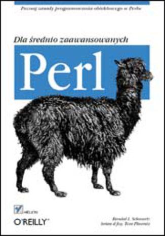 Okładka książki Perl dla średnio zaawansowanych