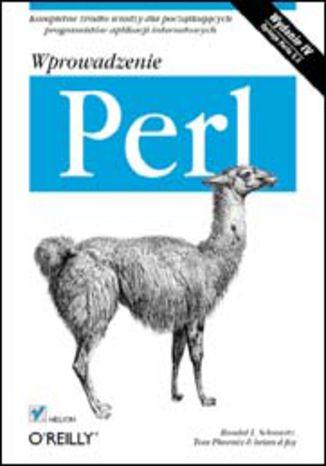 Okładka książki/ebooka Perl. Wprowadzenie. Wydanie IV